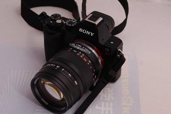 MXCamera Mitakon 50mm f/0.95