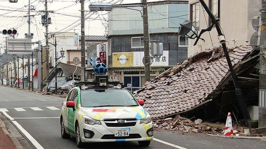 namie-town-fukushima Google Street View releases images of abandoned town in Fukushima News and Reviews