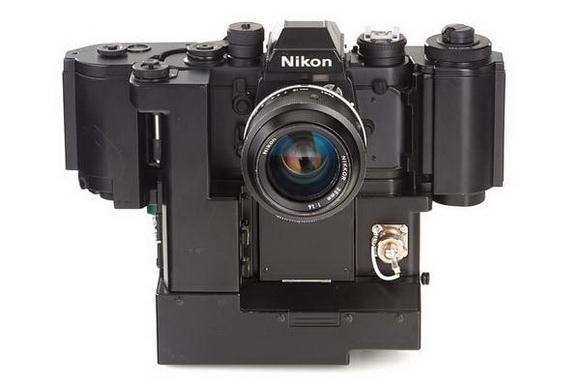 NASA-modified Nikon F3