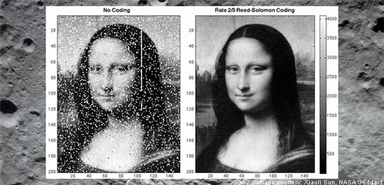 nasa-mona-lisa-image NASA sends Mona Lisa image into space using laser communication News and Reviews