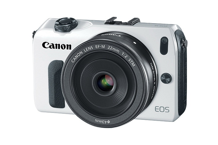 new canon eos m body lenses rumor