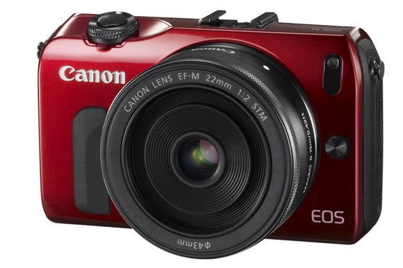 New Canon EOS M rumor