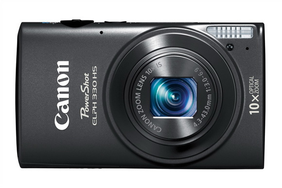New Canon PowerShot cameras