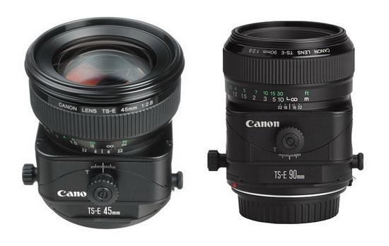 new-canon-tilt-shift-lenses New Canon tilt-shift lenses to be released in early 2014 Rumors