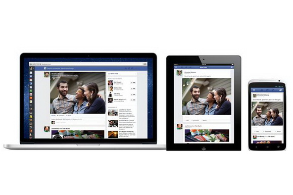 New Facebook News Feed to become available soon to desktop and mobile browsers