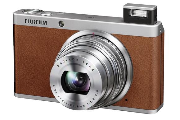 New Fujifilm XQ1