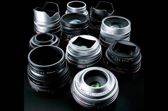 New HD Pentax DA Limited