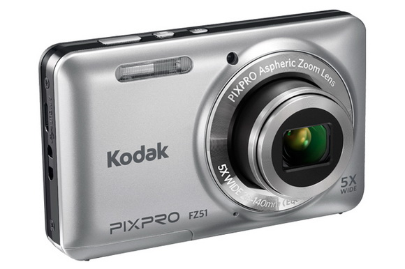 New Kodak cameras
