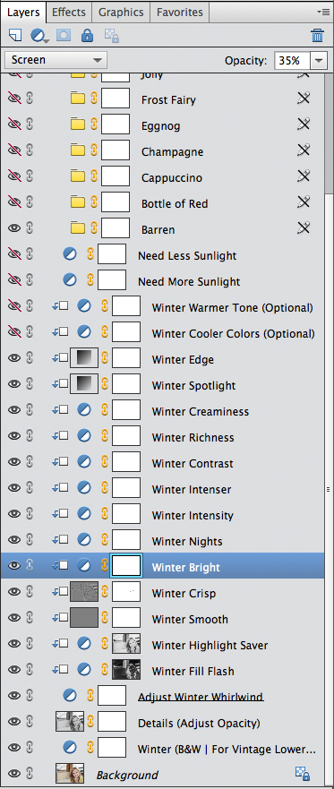 new-laers-panel How to Make Layer Names Visible in PS Elements Photoshop Tips & Tutorials