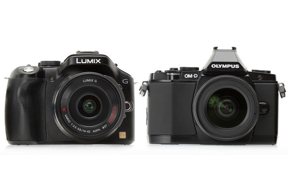 New Micro Four Thirds cameras from Olympus and Panasonic to be introduced in April 2013