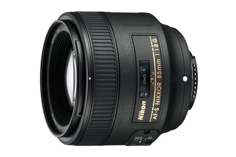 new nikon af-s 85mm f1.8g lens