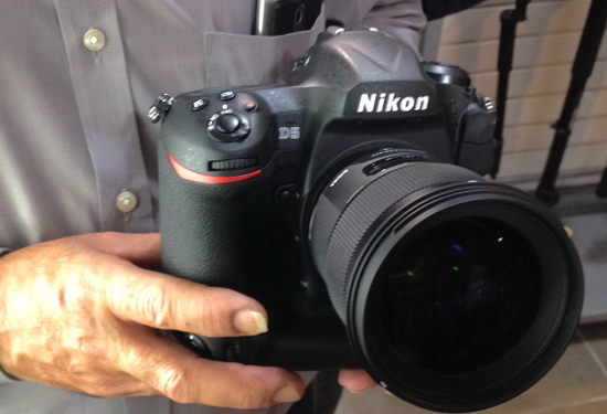new-nikon-d5-images-front More Nikon D5 images revealed ahead launch Rumors
