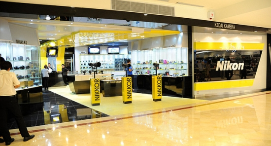 new-nikon-store-indonesia New Nikon store opened in Jakarta, Indonesia News and Reviews