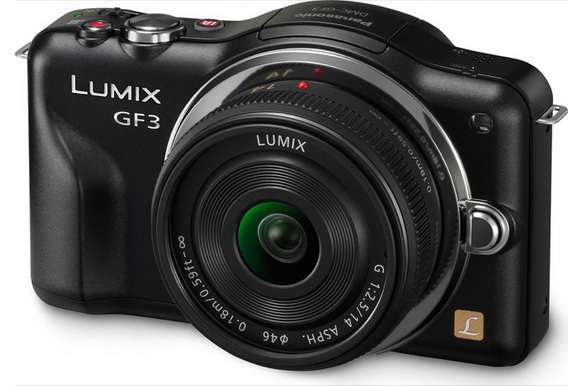 New Panasonic GF camera rumor