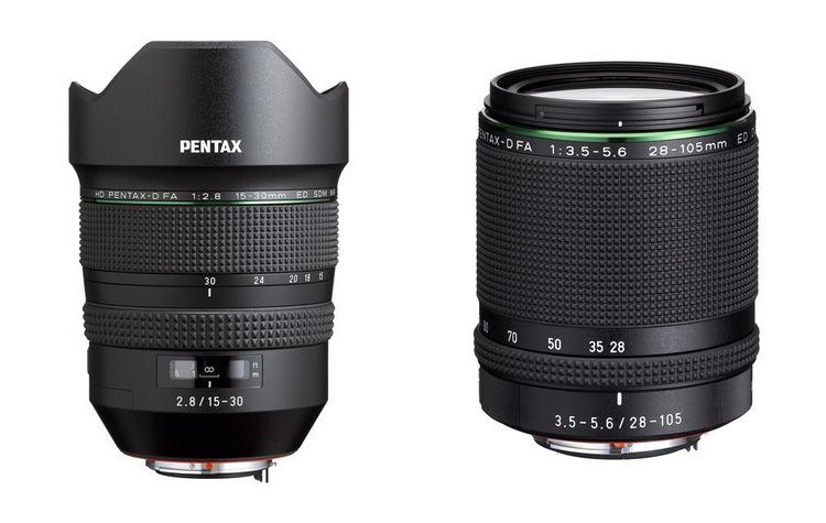new-pentax-full-frame-zoom-lenses Pentax K-1 full-frame DSLR camera revealed by Ricoh News and Reviews