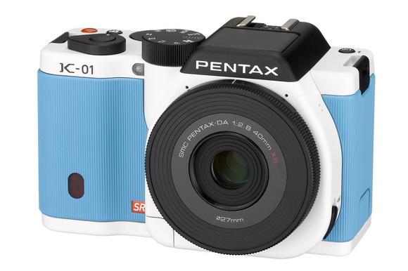 New Pentax K-01