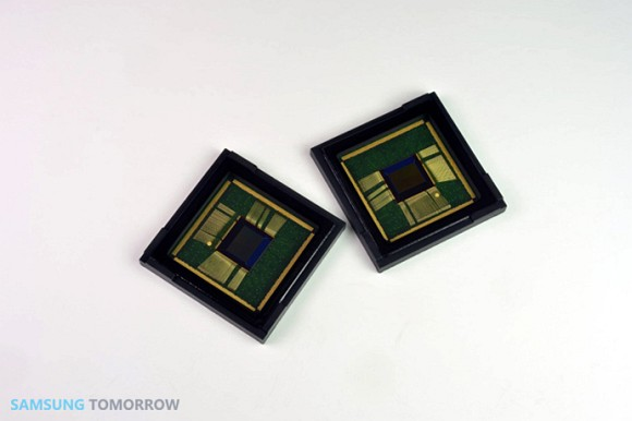 Samsung ISOCELL photography sensor