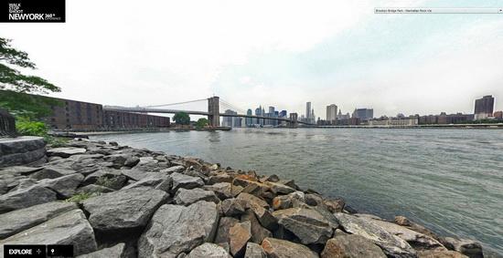 new-york-360-degree-panorama-brooklyn-bridge Photographer creates amazing New York City 360-degree panorama photos Exposure
