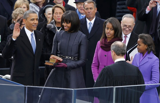 new-york-senator-photobomb-barack-obama-inauguration Best photobombs from Barack Obama's second inauguration Fun