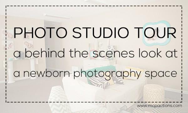 newborn-studio-tour-600x362 Photo Studio Tour: Behind the Scenes Look at a Newborn Studio Business Tips Guest Bloggers Interviews Photo Sharing & Inspiration
