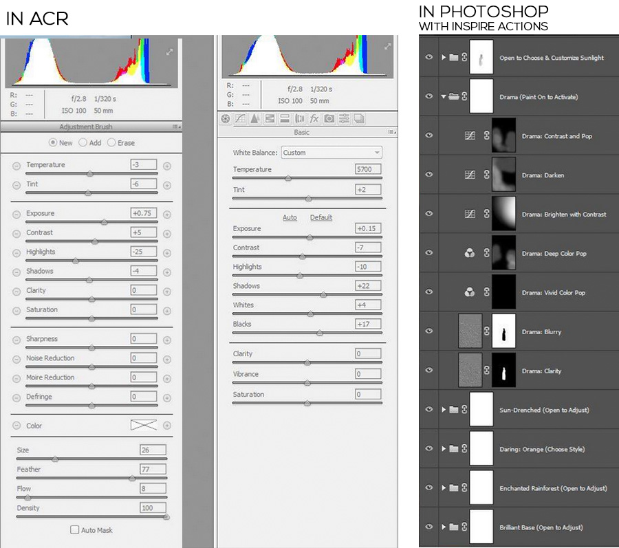 nikki-edits MCP My Photo: How 4 Photographers Edit the Same Image Lightroom Presets Lightroom Tutorials Photoshop Actions Photoshop Tips & Tutorials