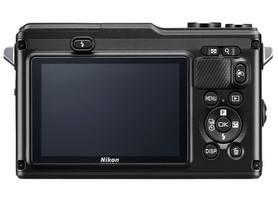 nikon-1-aw1-back Nikon 1 AW1 underwater camera unveiled with two new lenses News and Reviews