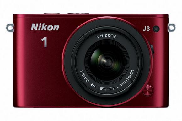 Nikon 1 J3 camera