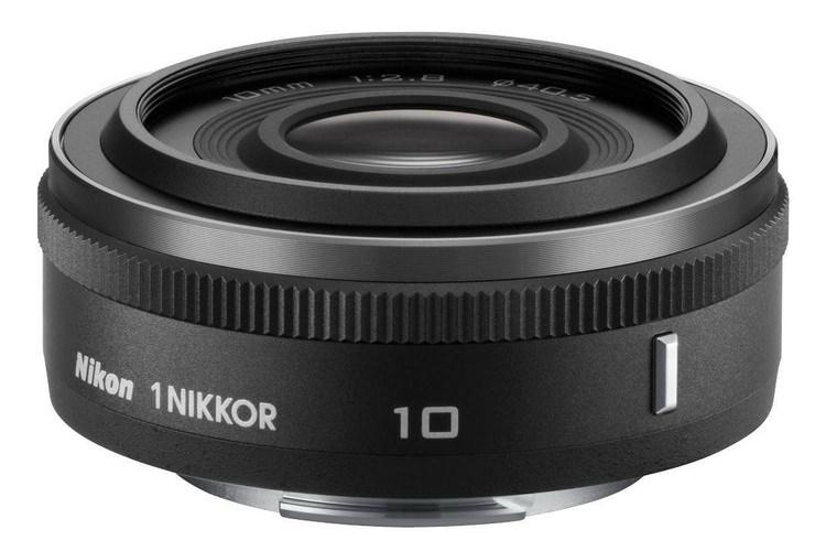 nikon 1 nikkor 10mm f2.8 lens