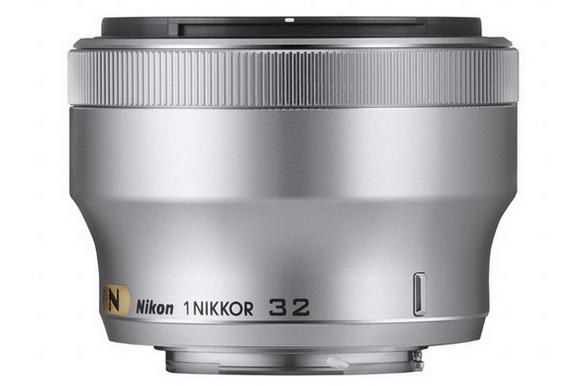 Nikon 1 Nikkor 32mm f/1.2 lens