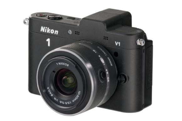 Nikon 1 V1 can shoot 4k videos at 60fps