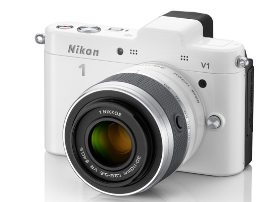 nikon-1-v1 Nikon 4K video DSLR camera being looked into for the future News and Reviews