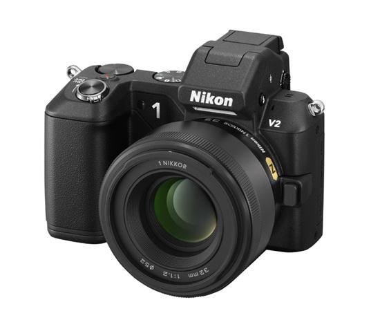 nikon-1-v2-nikkor-32mm-f1.2-lens Nikon now listing unannounced 1 Nikkor 32mm f/1.2 lens on its website News and Reviews