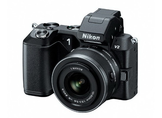 nikon-1-v2 Nikon 1 V3 camera coming at CP+ 2014 with 4K video recording Rumors