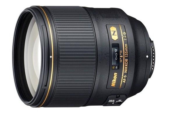 Nikon 135mm f/2G