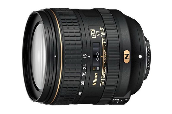 Nikon 16-80mm f/2.8-4E ED VR DX