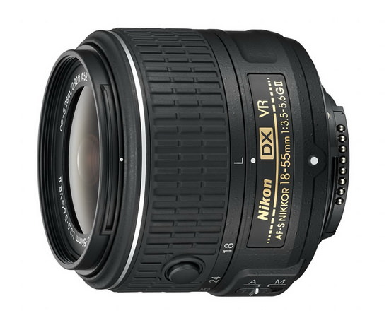 nikon-18-55mm-f3.5-5.6-vr-ii Nikon D3300 and 18-55mm VR II lens kit announced at CES 2014 News and Reviews