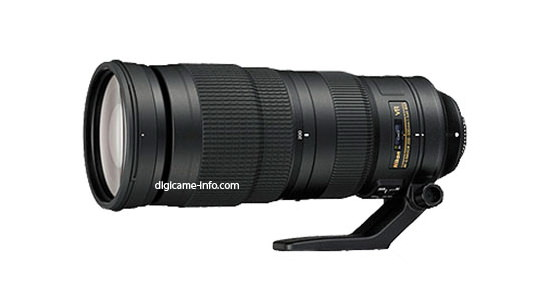 nikon-200-500mm-f5.6e-ed-vr-leaked Nikon 24-70mm f/2.8E ED VR and two more lenses coming soon Rumors