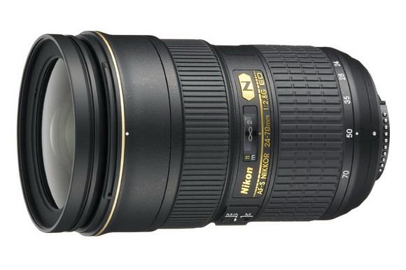 Nikon 24-70mm f/2.8G ED