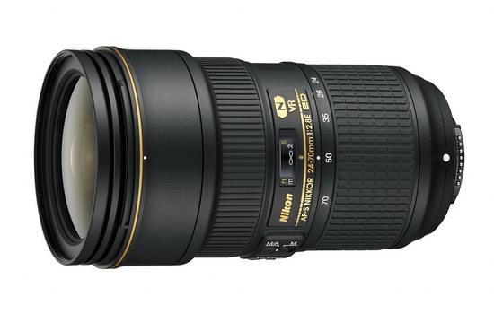 nikon-24-70mm-f2.8e-ed-vr Nikon delays AF-S Nikkor 24-70mm f/2.8E ED VR lens News and Reviews