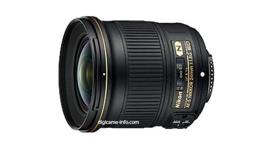 nikon-24mm-f1.8g-ed-leaked Nikon 24-70mm f/2.8E ED VR and two more lenses coming soon Rumors