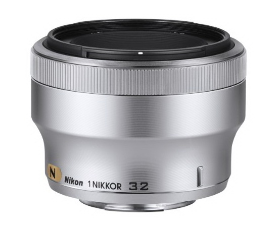 nikon-32mm-f1.2-lens-silver Nikon 32mm f/1.2 lens release date and price become official News and Reviews