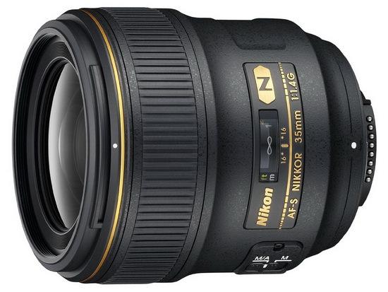 nikon-35mm-f1.4 Nikon rumored to launch AF-S Nikkor 35mm f/1.8G lens at CES Rumors