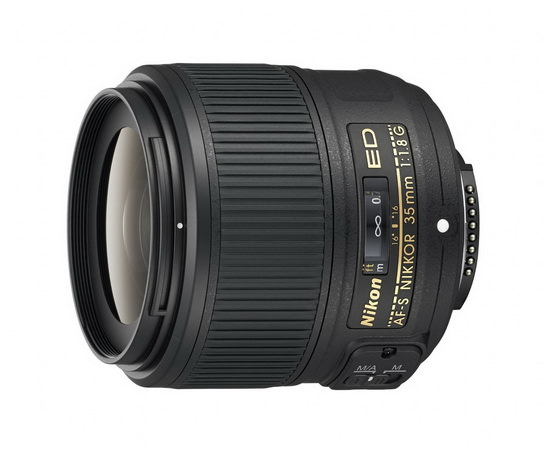 nikon-35mm-f1.8g CES 2014: Nikon D4S DSLR and 35mm f/1.8G FX lens unveiled News and Reviews