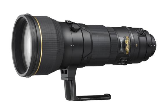 Nikon 400mm f/2.8G ED VR II AF-S lens
