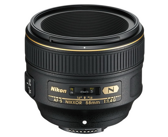 nikon-58mm-f1.4g Nikon 58mm f/1.4G lens pays a tribute to the Noct 58mm f/1.2 News and Reviews