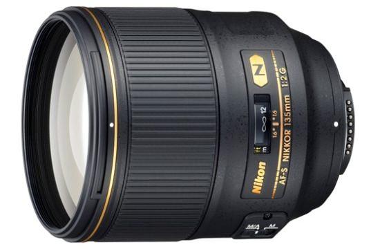 nikon-af-s-135mm-f2g First Nikon AF-S 135mm f/2G lens photo leaked on the web Rumors
