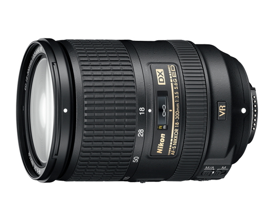 nikon-af-s-dx-18-300mm-f-3.5-5.6g-lens Tamron 16-300mm lens announcement to occur in late 2013 Rumors