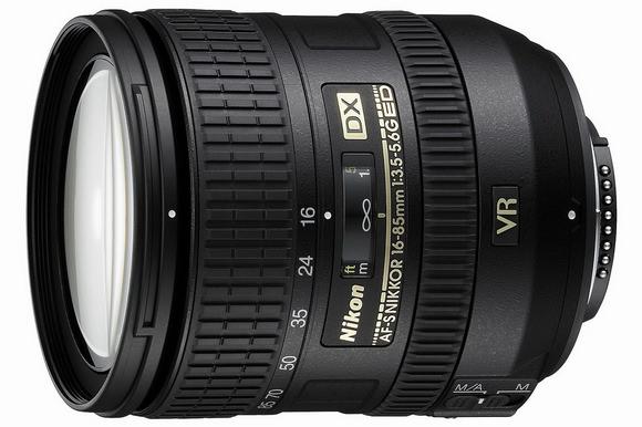 Nikon AF-S Nikkor 16-85mm f/3.5-5.6G DX ED VR