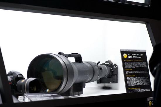 nikon-ai-zoom-nikkor-1200-1700-mm-cp-plus-2013 Beautiful Nikon booth babes at the CP+ Camera Show 2013 Fun