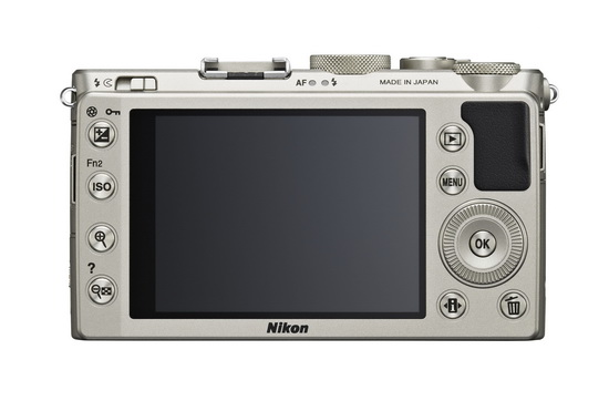 nikon-coolpix-a-back Nikon Coolpix A becomes the world's first DX-format compact camera News and Reviews